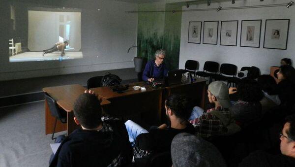 Биеннале сценографии в Тбилиси - Sputnik Азербайджан