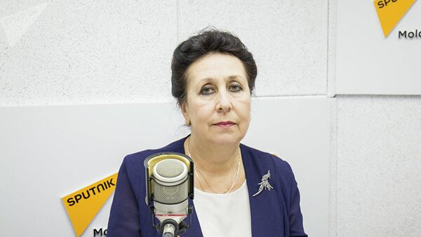 Елена Ковалева - Sputnik Азербайджан