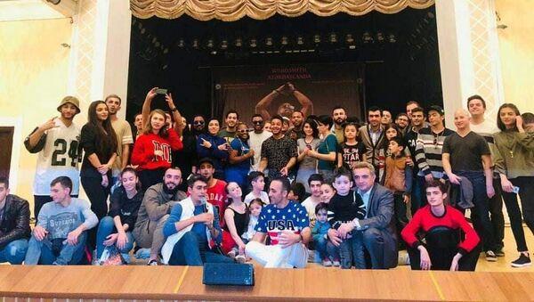 При организационной поддержке посольства США в Азербайджане была создана команда Wordsmith-Azerbaijan - Sputnik Азербайджан