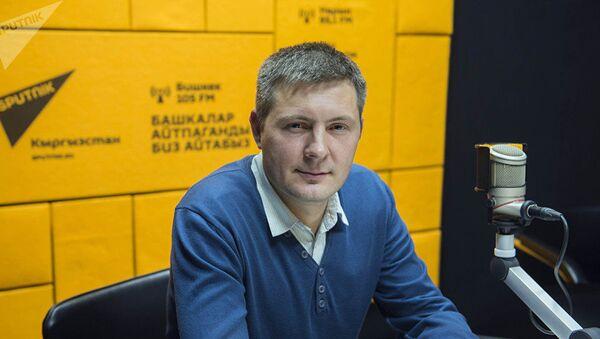 Илья Домашев - Sputnik Азербайджан