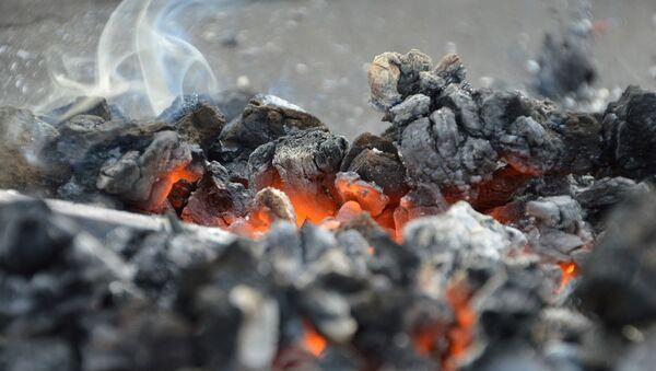 Пепел, фото из архива - Sputnik Азербайджан