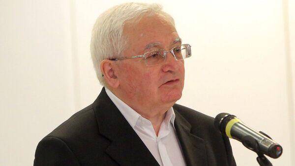 Юрий Светов - Sputnik Азербайджан