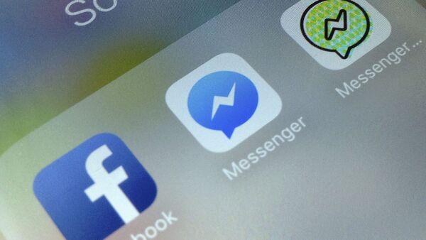 Facebook Messenger - Sputnik Azərbaycan