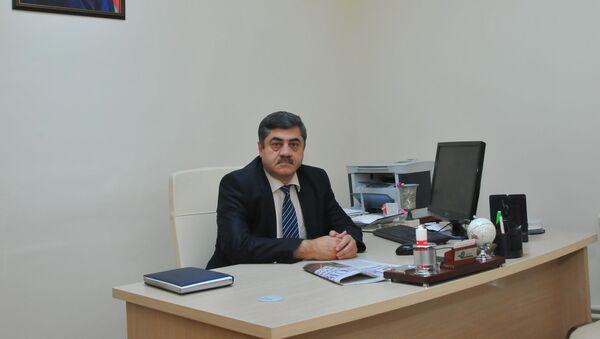 İsrafil Kərimov - Sputnik Azərbaycan