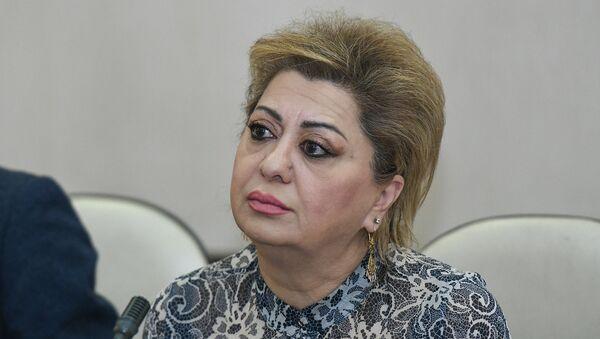 Kəmalə Ağazadə - Sputnik Azərbaycan