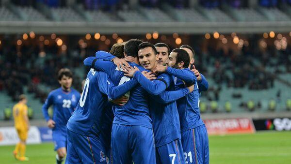 Futbol üzrə Azərbaycan millisi - Sputnik Azərbaycan
