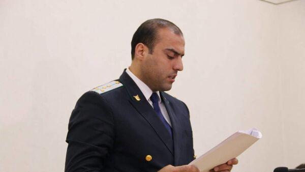 Prokuror – Pərviz Mirhəşimov - Sputnik Azərbaycan