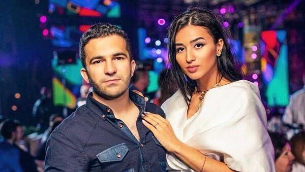 Бахтияр Алиев и Фаргана Гасанова - Sputnik Азербайджан