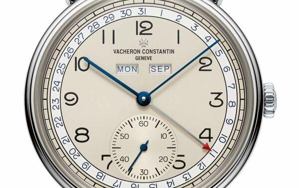 Vacheron Constantin, модель Historiques Triple calendrier 1942 - Sputnik Азербайджан