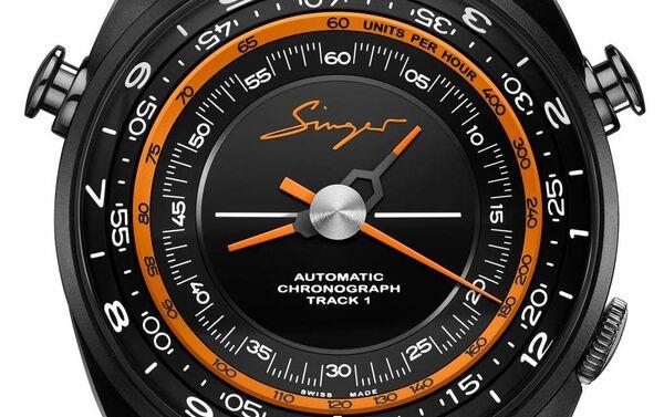 Singer Reimagined, модель Track 1 Hong Kong Edition - Sputnik Азербайджан