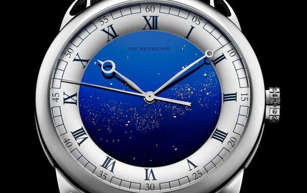 De Bethune, модель DB25 Starry Varius Chronomètre Tourbillon - Sputnik Азербайджан
