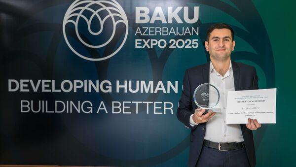 Xətai Əliyev - Sputnik Azərbaycan