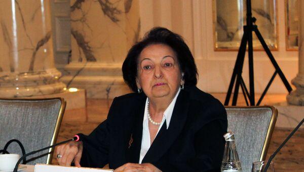 Оmbudsman Elmira Süleymanova - Sputnik Azərbaycan
