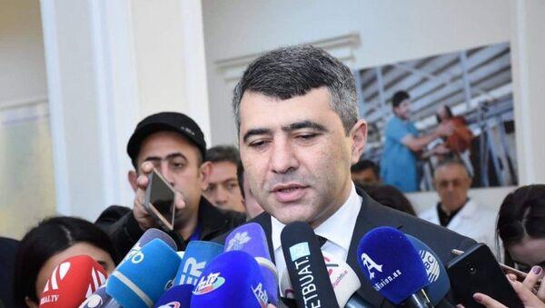 Masallıda Dövlət Aqrar İnkişaf Mərkəzinin açılışı olub - Sputnik Azərbaycan