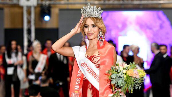 Финал национального конкурса красоты Best Model of Azerbaijan - Sputnik Азербайджан