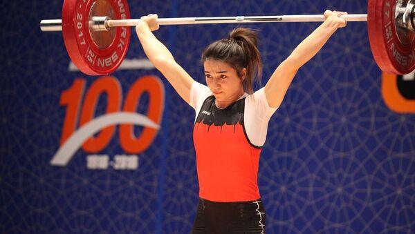 Сабина Азимова - Sputnik Азербайджан