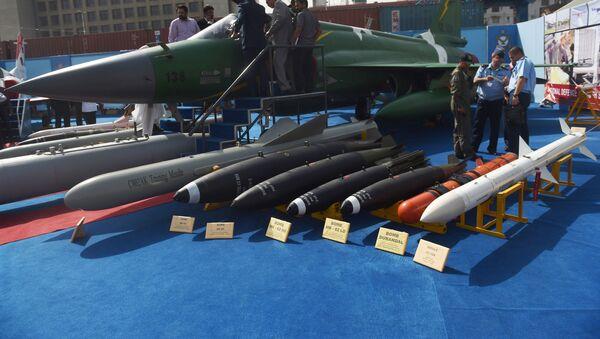 Pakistan hərbi aviasiyası, arxiv şəkli - Sputnik Azərbaycan