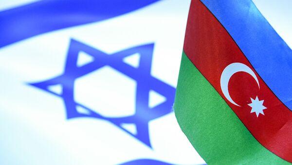 İsrail - Azərbaycan - Sputnik Azərbaycan