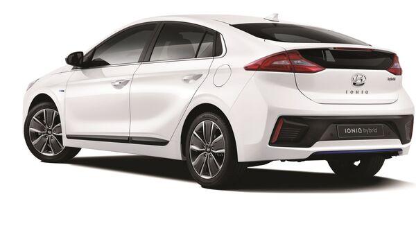 Электромобиль Hyundai - Sputnik Азербайджан