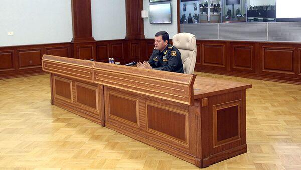 Начальник Генерального штаба Вооруженных сил генерал-полковник Наджмеддин Садыков - Sputnik Азербайджан