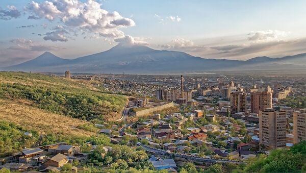 Yerevan şəhəri - Sputnik Azərbaycan