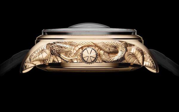 Часы Vacheron Constantin из серии Les Cabinotiers Les Mécaniques Sauvages - Sputnik Азербайджан