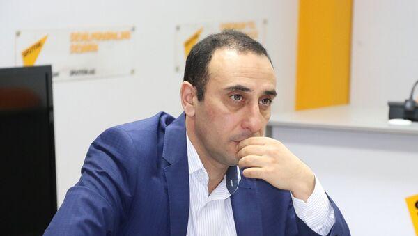 Ризван Гусейнов - Sputnik Азербайджан