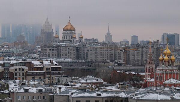 Москва, фото из архива - Sputnik Азербайджан