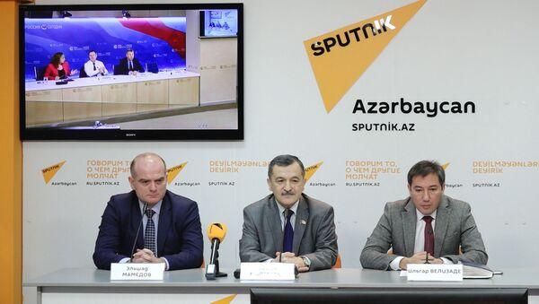 Азербайджан доволен качеством приобретенного у России оружия - депутат - Sputnik Азербайджан
