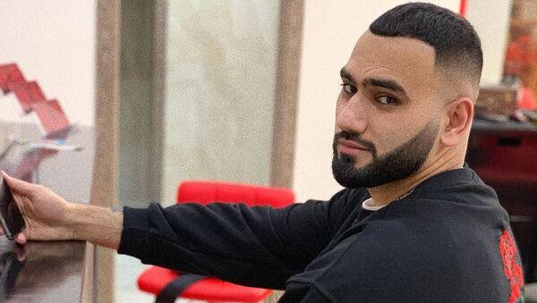 Рэпер HammAli (Александр Алиев) - Sputnik Азербайджан