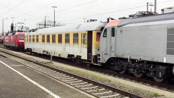 Тест пассажирских вагонов БТК - Sputnik Азербайджан