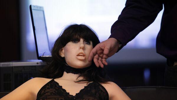 Секс-робот, фото из архива - Sputnik Азербайджан