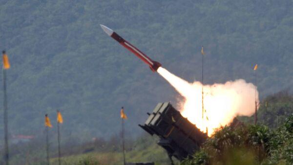 Cистема вооружения «Патриот» на установке ракетного обстрела НАТО в Ханье, Греция. - Sputnik Азербайджан