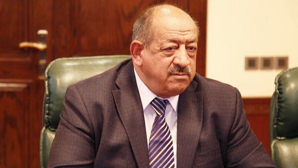 Председатель Общественного объединения Азербайджанская община Нагорно-карабахского региона Азербайджанской Республики Байрам Сафаров - Sputnik Azərbaycan