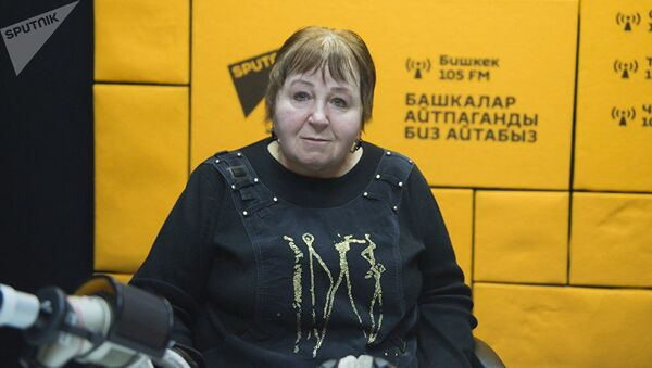 Представитель Центра защиты детей Фатима Аллоярова - Sputnik Азербайджан