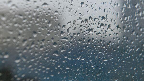 Дождь в Баку, фото из архива - Sputnik Азербайджан