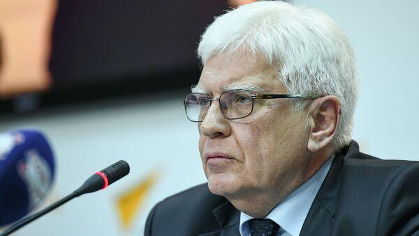 Посол Российской Федерации в Азербайджанской Республике Бочарников Михаил - Sputnik Азербайджан