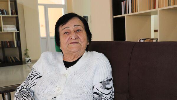 Sona Rəhimbəyova - Sputnik Azərbaycan