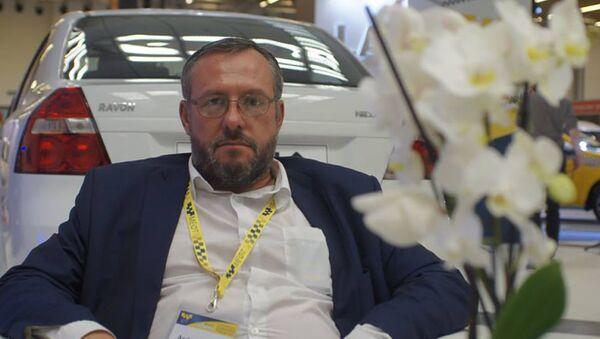 Андрей Попков - Sputnik Азербайджан