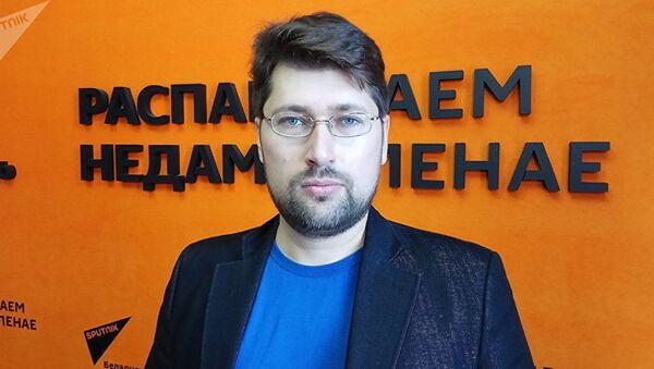 Василий Колташов - Sputnik Азербайджан