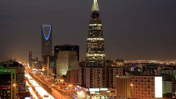 Вид на Эр-Рияд, Саудовская Аравия - Sputnik Азербайджан