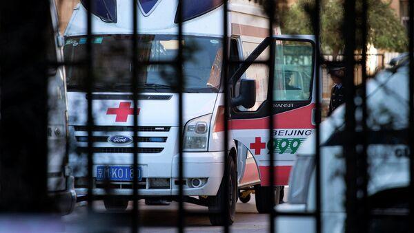 Скорая помощь в Пекине - Sputnik Azərbaycan