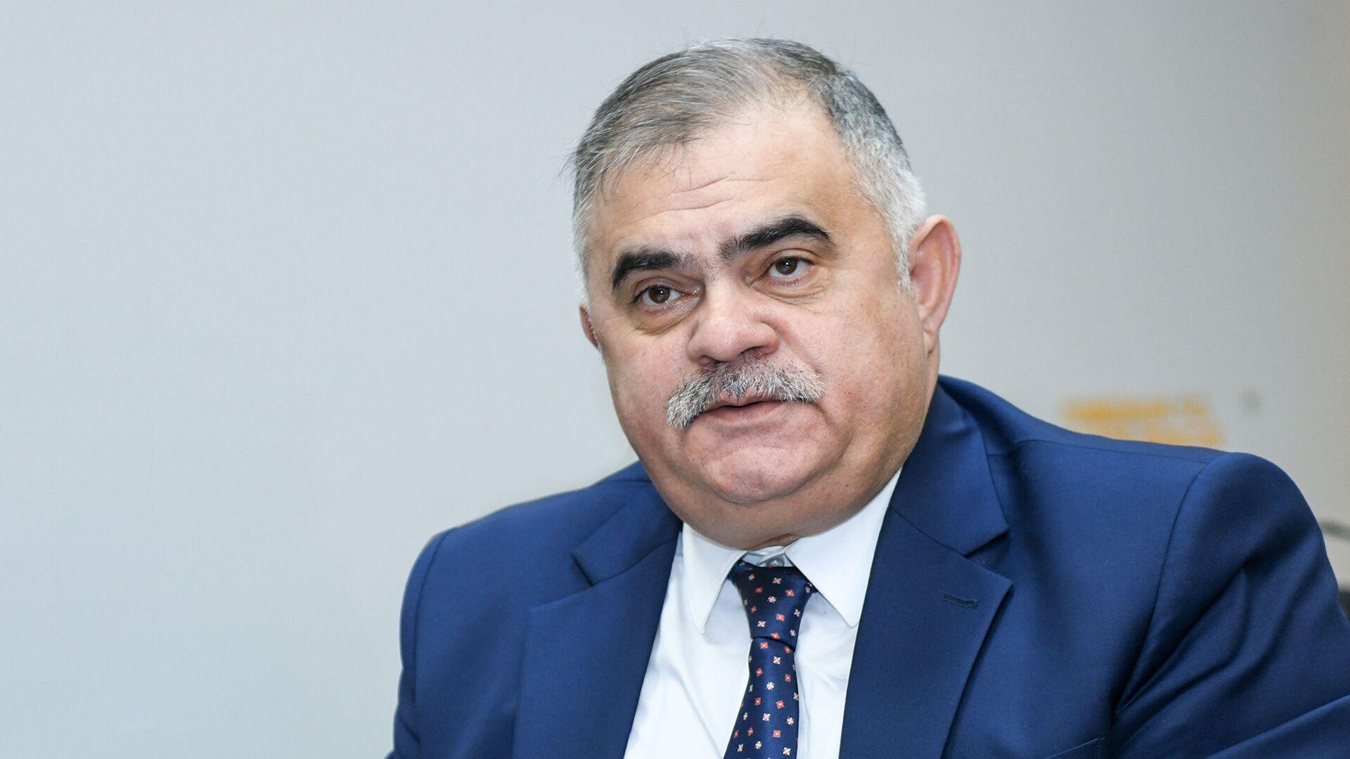 Политолог Арзу Нагиев - Sputnik Azərbaycan, 1920, 27.09.2021