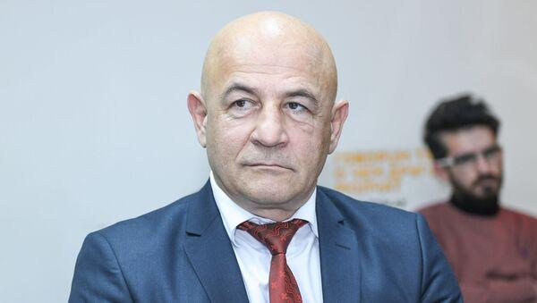 Политолог Надир Шафиев - Sputnik Азербайджан