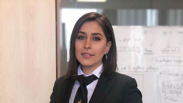 Aysel Fərziyeva, Qida təhlükəsizlik agentliyinin mətbuat katıbı - Sputnik Azərbaycan