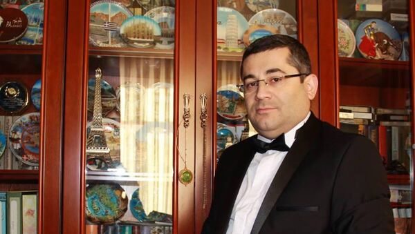 İqtisadçı-ekspert Fuad İbrahimov - Sputnik Azərbaycan