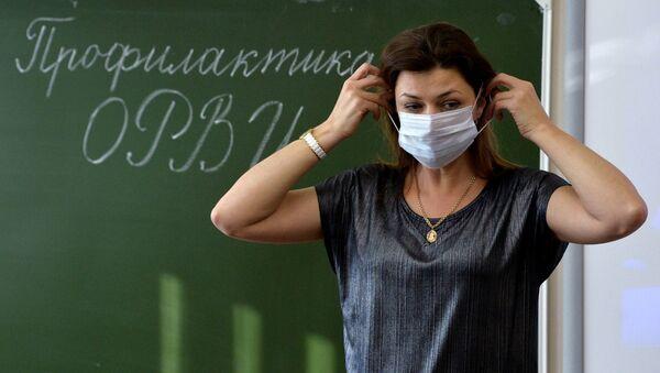 Вспышка гриппа и ОРВИ в мире - Sputnik Азербайджан