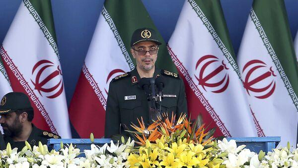 Глава Генштаба ВС Ирана Мохаммад Хоссейн Багери - Sputnik Азербайджан