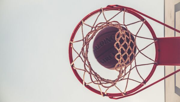 Basketbol oyunu - Sputnik Азербайджан