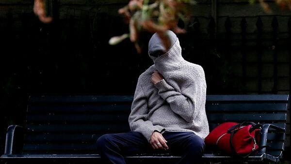 Холодная погода, фото из архива - Sputnik Азербайджан